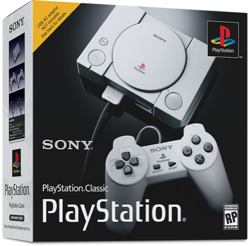 Playstation classic hardware   dec 7  2018 at 8 31 17 am