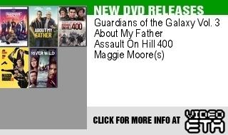 VideoETA New DVD Releases