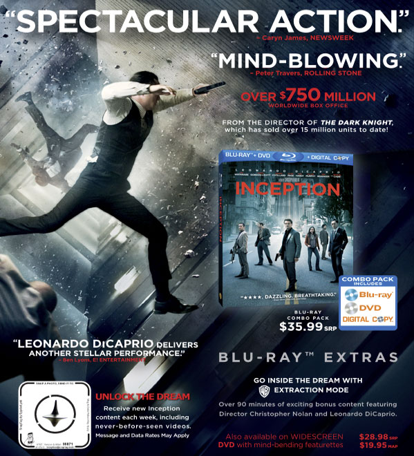 VideoETA - The best source for Blu-ray and DVD release dates